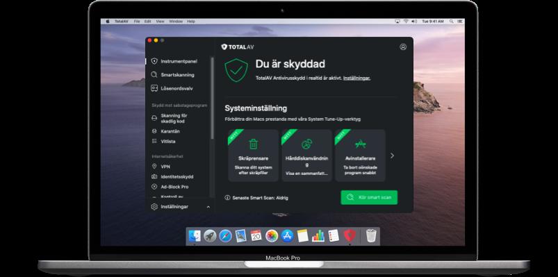 TotalAV Mac App